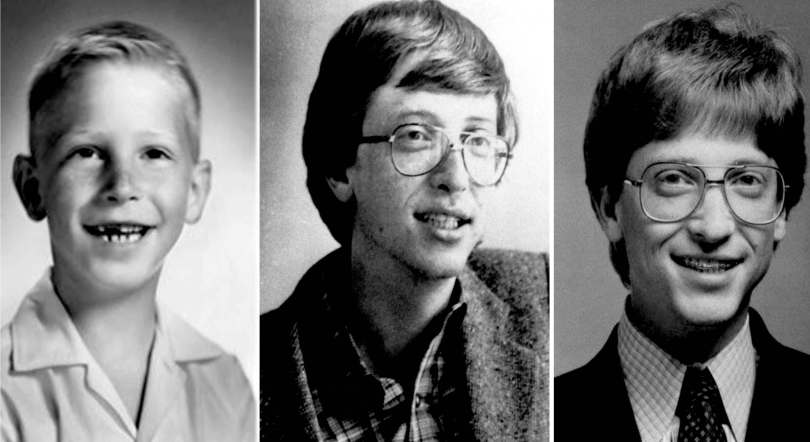 Childhood-of-Bill-Gates