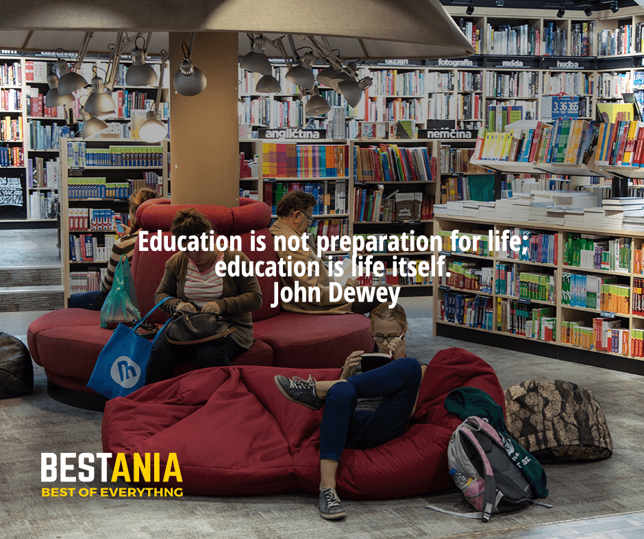 Education is not preparation for life; education is life itself. John Dewey
